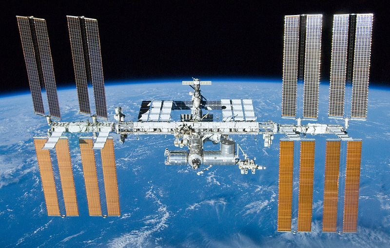 ISS Coolant Problems Continue to Bedevil NASA