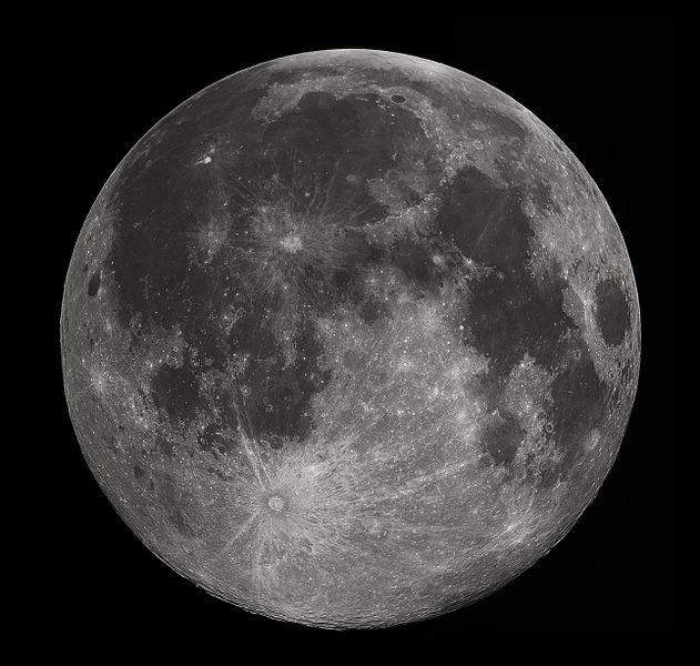 Moon may be 4.5 billion years old