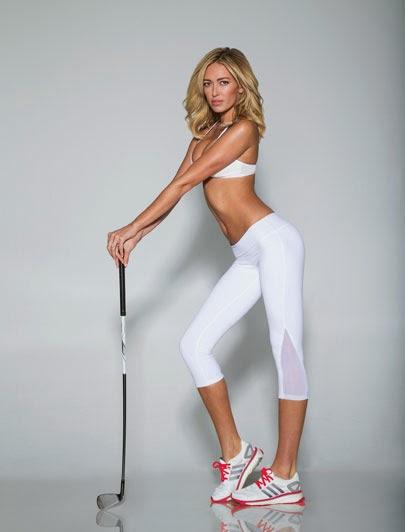 Paulina Gretzky golf magazine controversy