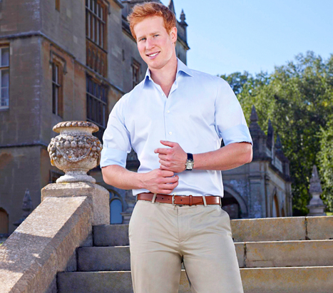 "Prince Harry lookalike Matthew Hicks pretends to be the royal on Fox's new reality dating show I Wanna Marry ""Harry."" Credit: Daniel Smith/Fox"