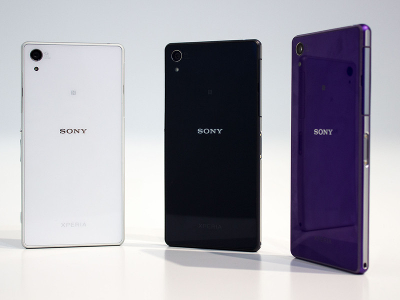 Bell Customers Able To Pre-Order Sony Xperia Z2