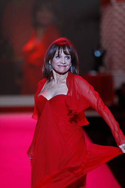 Harper at 2010 The Heart Truth