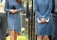 Kate Middleton Wears Same Dress As Another Guest At Wedding