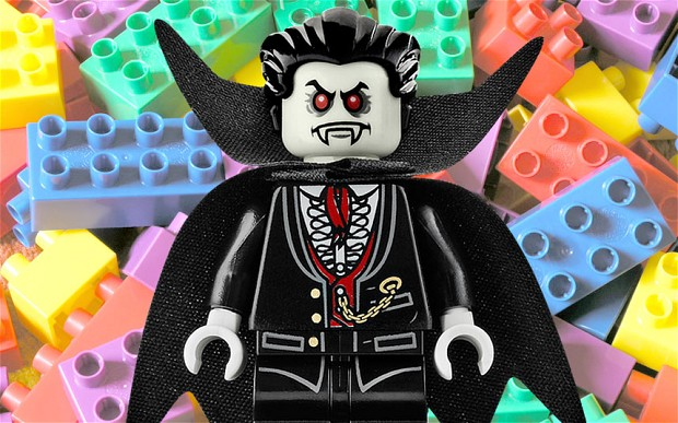 Priest warns Lego monster and zombie figurines are tools of the devil