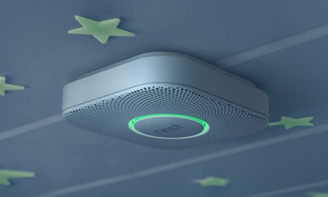 Google's Nest Labs Halts Production Of Smoke Alarm Over Safety Fears