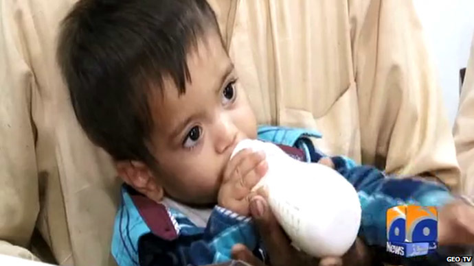 Nine Month Old Baby Mohammad Musa bailed in Pakistan, attempted murder charge
