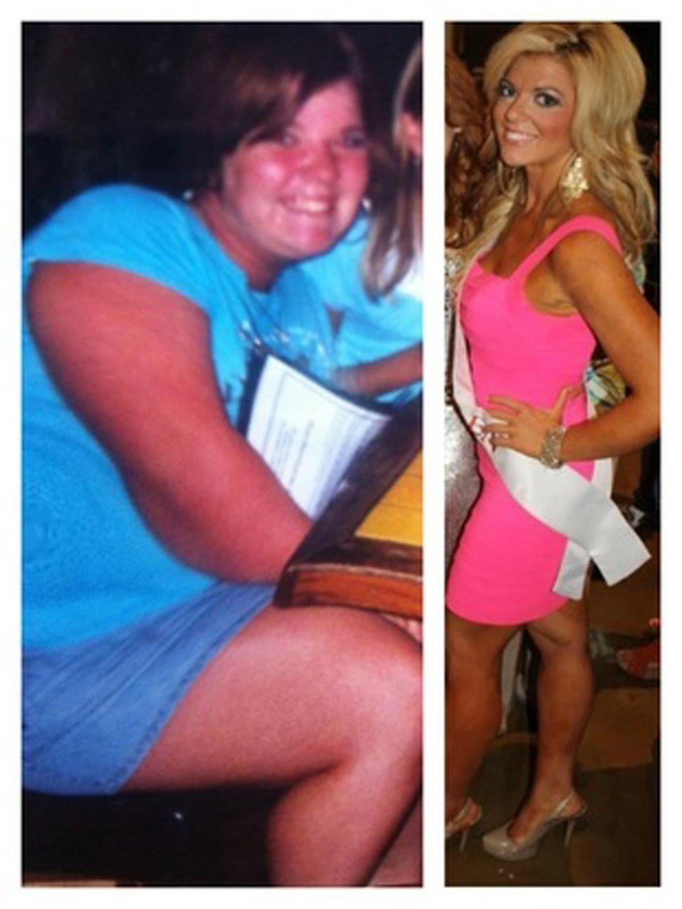 miss south texas 100 pounds:  How Did Beauty Queen Drop 100 Pounds?