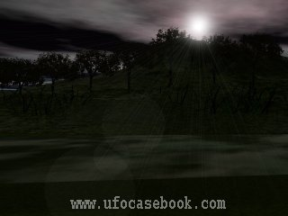 UFO's In Ontario? Flashes Over Orangeville