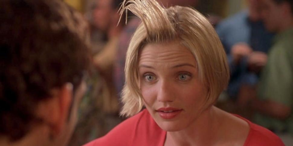 Cameron Diaz in Something About Marry