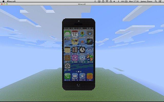 скачать игру майнкрафт бесплатно на айфон