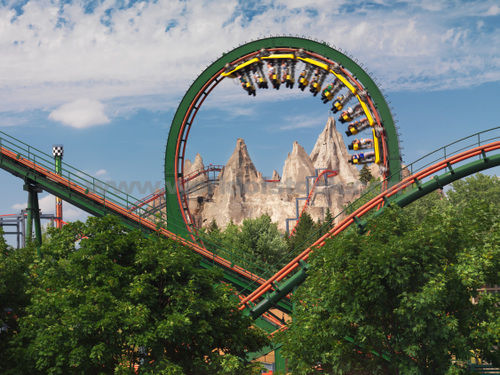 Canada's Wonderland To Retire Skyrider