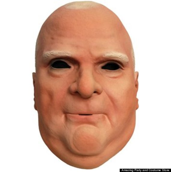 Rob Ford Mask Outselling Obama, Palin (PHOTO)