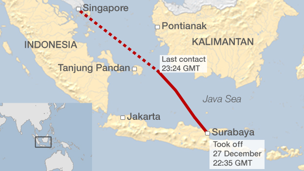 AirAsia Flight QZ8501: What We Know So Far About Missing ...