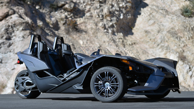 Eye Catching Polaris Slingshot Recalled and Sales Haulted