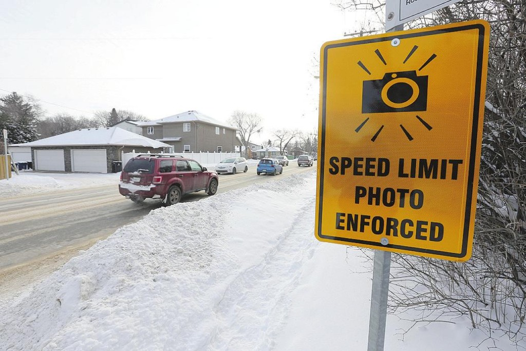 Photo radar locations are already appearing in Saskatoon. One speed camera will rotate between five locations on Circle Drive: Airport Drive, Circle Drive South Bridge, Preston Avenue, Taylor Street and 108th Street. A second camera will monitor streets around St. Michael Community School, Ecole Henry Kelsey School, Brownell School, Ecole Canadienne-Francaise (shown here off Clarence Avenue) and Mother Teresa School. The exact date the cameras will become operational is not yet clear. Photograph by: Greg Pender, The Starphoenix , The Starphoenix