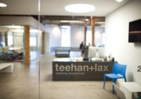 The Liberty Village offices of Teehan+Lax, set to close as senior designers work out of Menlo Park, California, the headquarters of Facebook. (Teehan+Lax)