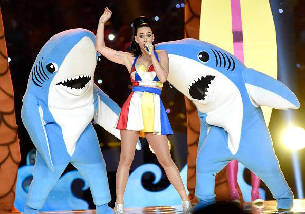 Left Shark lawyers Katy Perry: Katy Perry's Show-Stealing Left Shark Prompts Cease and Desist