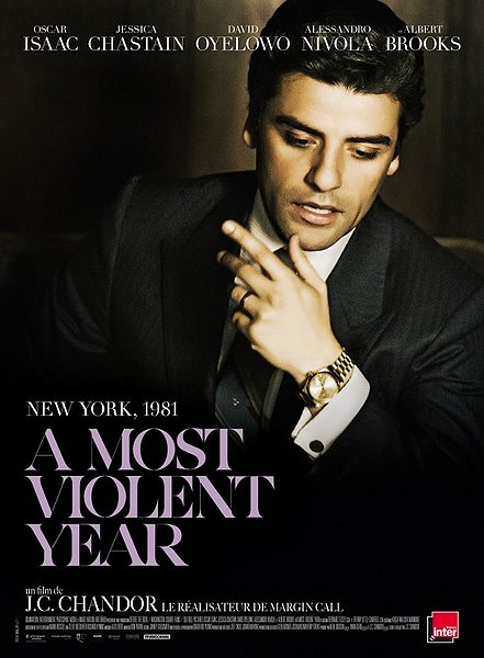 A Most Violent Year Reviews:  One Of The Best Films Of The Year