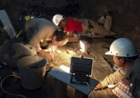 Will secret tunnel inside the bowels of pre-Aztec pyramid reveal long-lost tomb of Teotihuacan's first king? Archaeologists find 'large quantities' of liquid mercury used in primitive burial