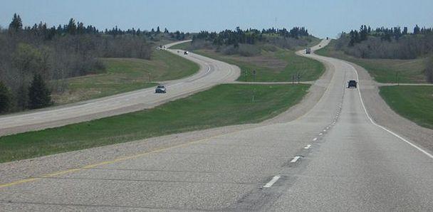 Manitoba Raises Speed Limit On Trans-Canada Highway