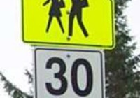 CAA MANITOBA CALLS FOR BETTER SCHOOL ZONE SIGNAGE