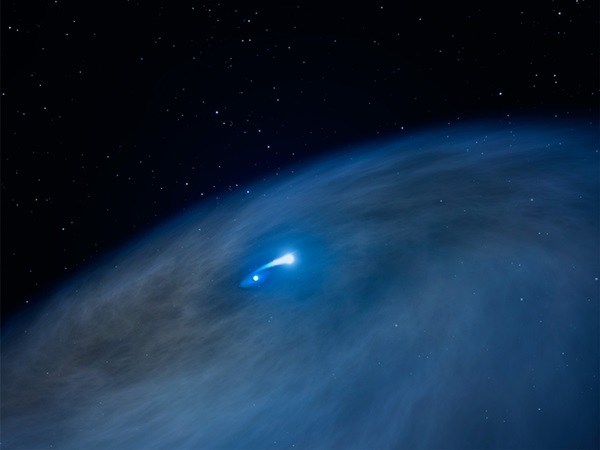 Hubble Telescope Does The Nasty (PHOTO)