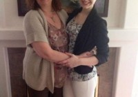 Mother Laurel with daughter Emily Credit: Facebook