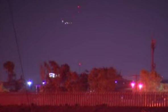 UFO Sighting In San Diego California, More Low Quality Proof Of Aliens!