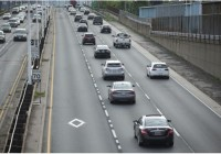 Pan Am Games HOV Lanes Take Effect Today