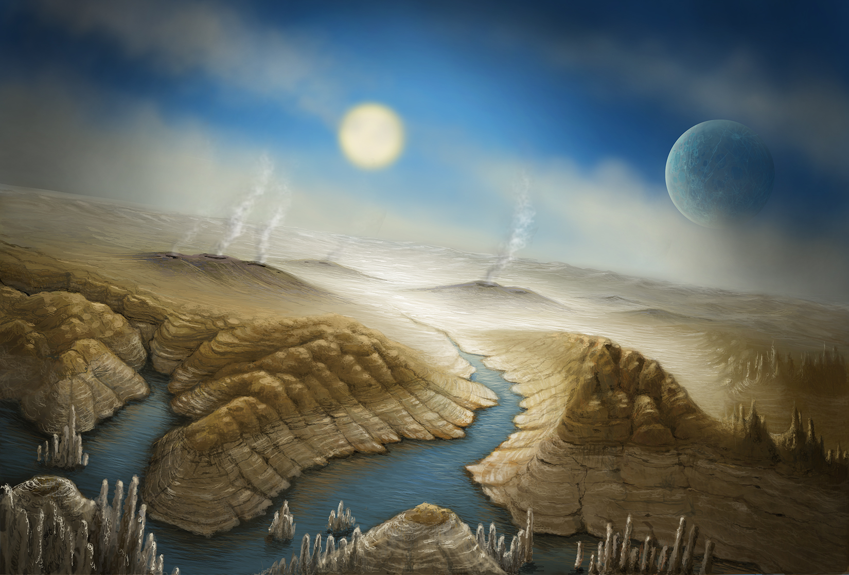 Kepler 452b: Possible Earth 2.0 Discovered (PHOTO)