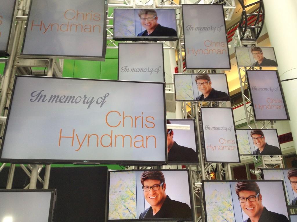 Chris hyndmen cause of death | just b.CAUSE