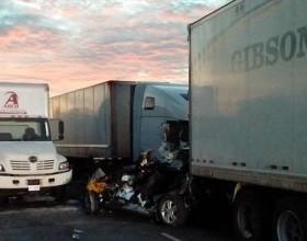 Hwy. 401 crash Near Ajax Leaves 3 Dead Including Child