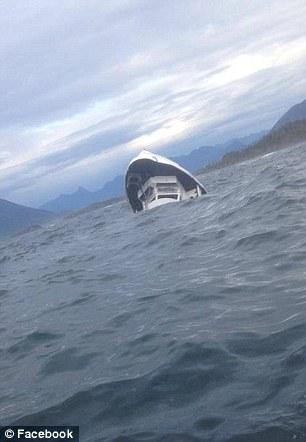 Tofino tour boat sank