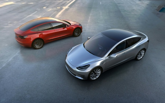 Tesla  Model 3 Orders Top $10 Billion