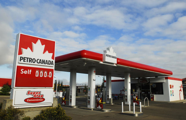 Petro-Canada stations running out of gas in Alberta