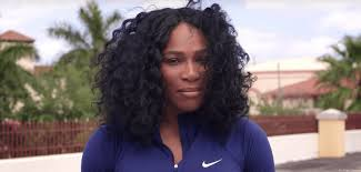 Serena pelts heckler in funny new video