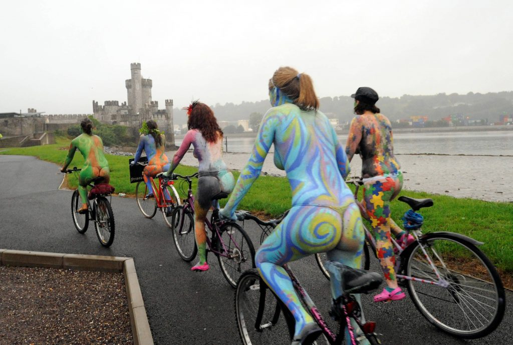 Next Saturday Is World Naked Bike Ride Day In Vancouver