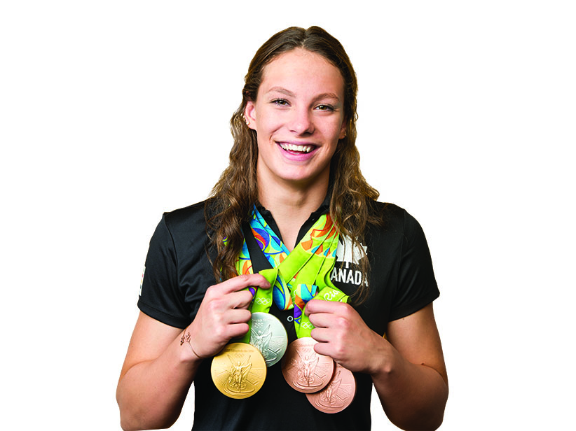 Penny Oleksiak: A 16 Year Old Athlete Created History For Canada