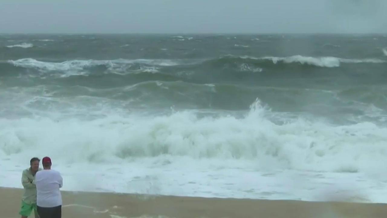 Post-Tropical Storm Hermine Projected To Significantly Weaken