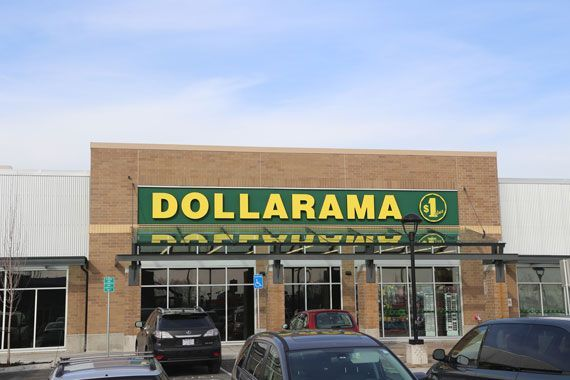 Dollarama Credit Cards