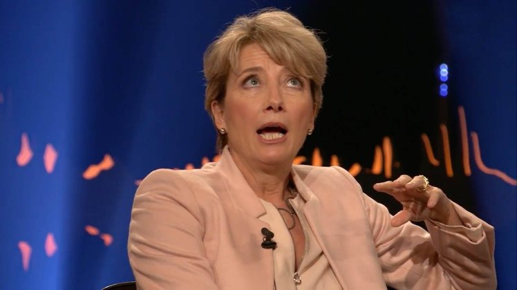 Emma Thompson  Felt Too Fat For LA