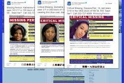 Missing Girls In Washington Gaining Attention