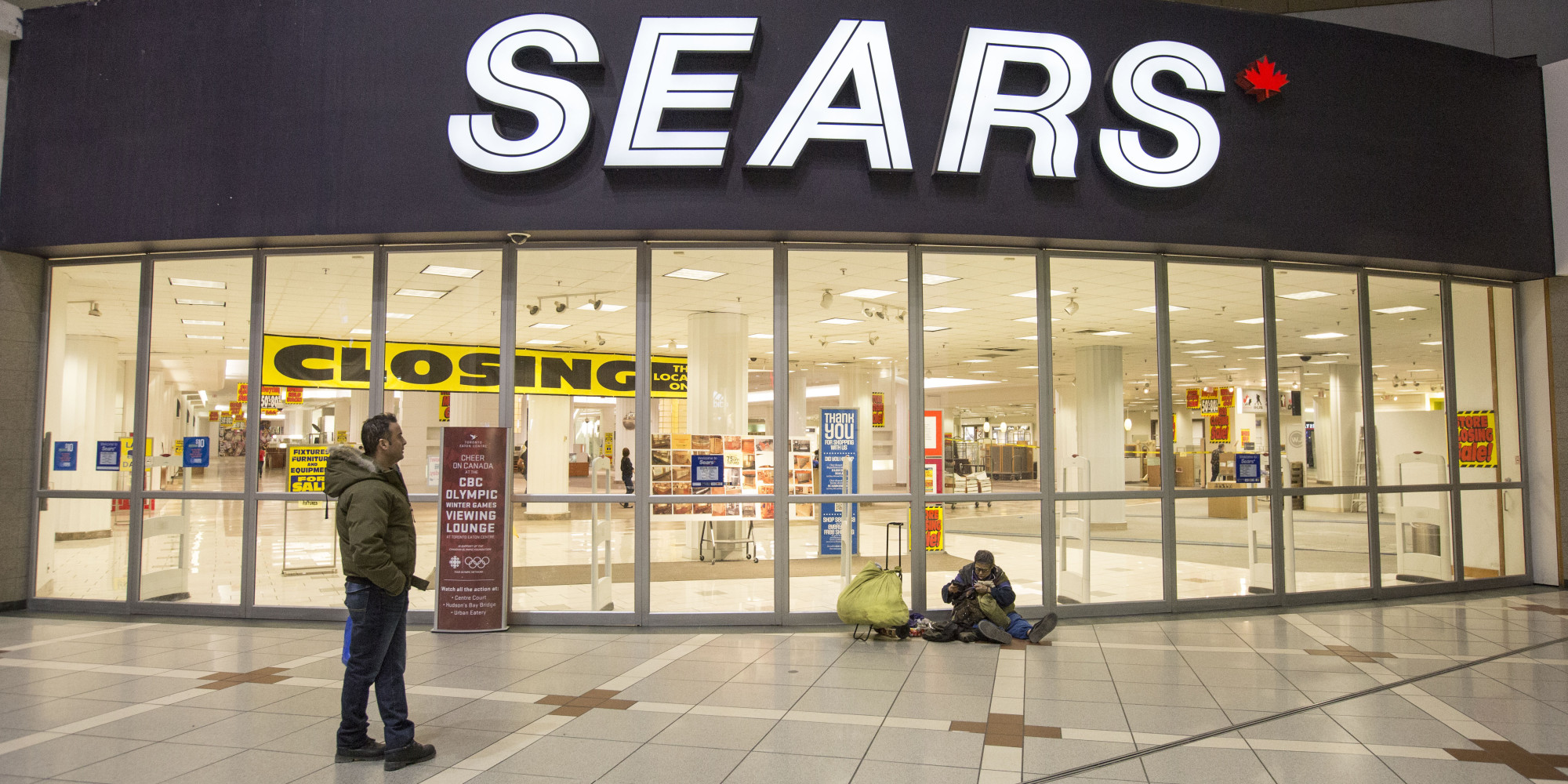 Sears Doubts About Future