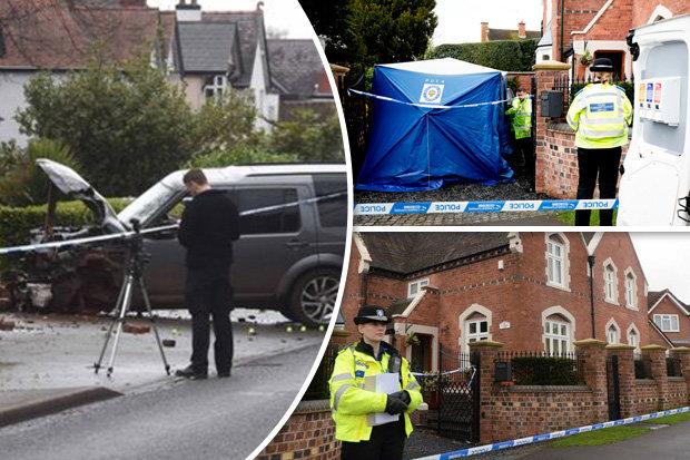 Stourbridge stabbing leaves mother and son dead